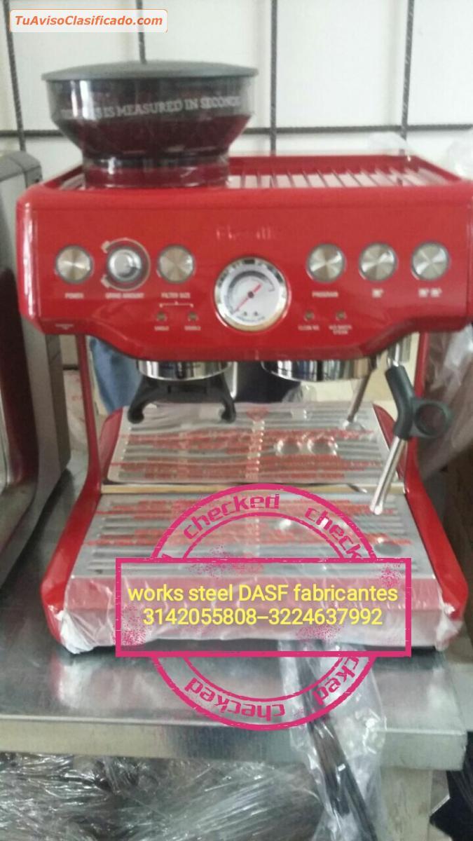 capuchinera maquina para cafe capuchinos grecas On maquinas industriales para restaurantes