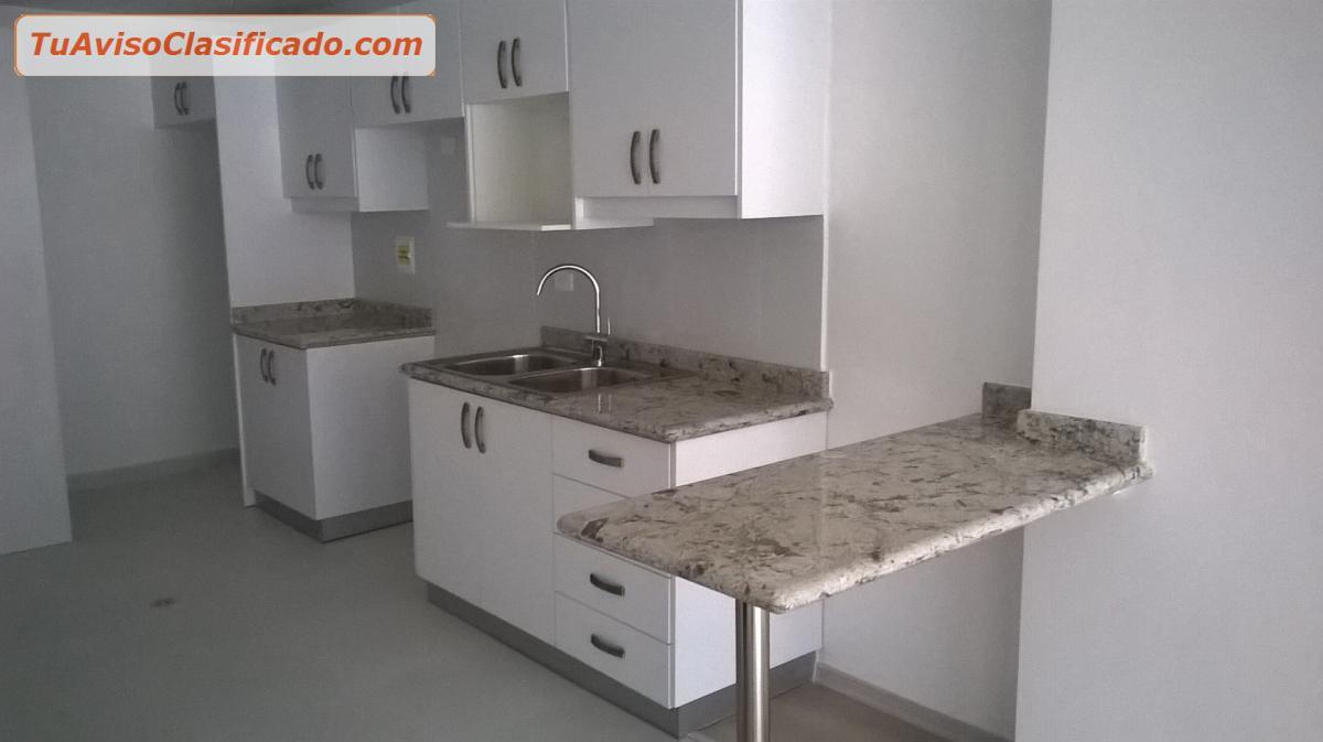 Muebles cocina closet puertas termolamindas granito for Diseno cocinas uruguay