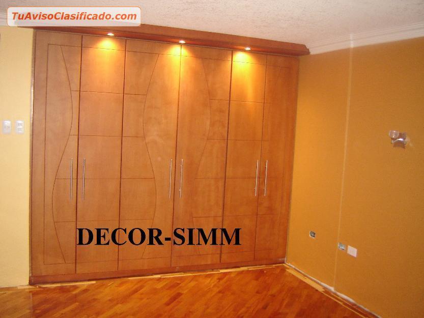 Muebles de cocina closet ba os mobiliario y for Ver muebles de cocina modernos