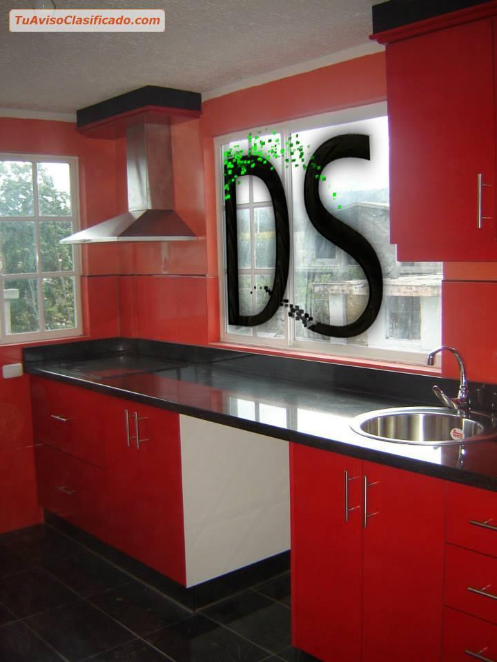 Muebles modulares de cocina mobiliario y equipamiento for Ver modulares modernos