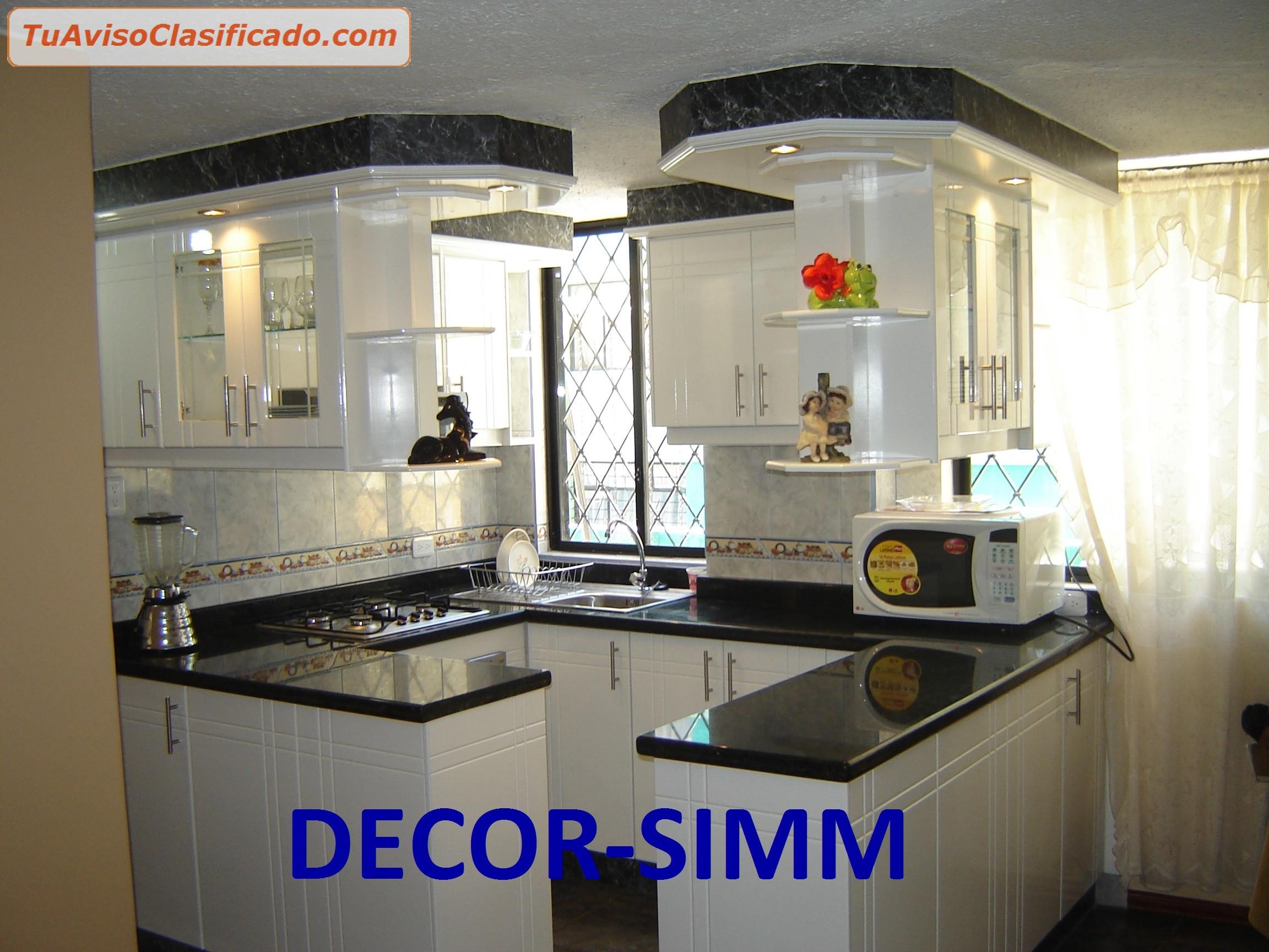Marmoles maderas y granitos mobiliario y equipamiento for Colores de granito para mesones de cocina