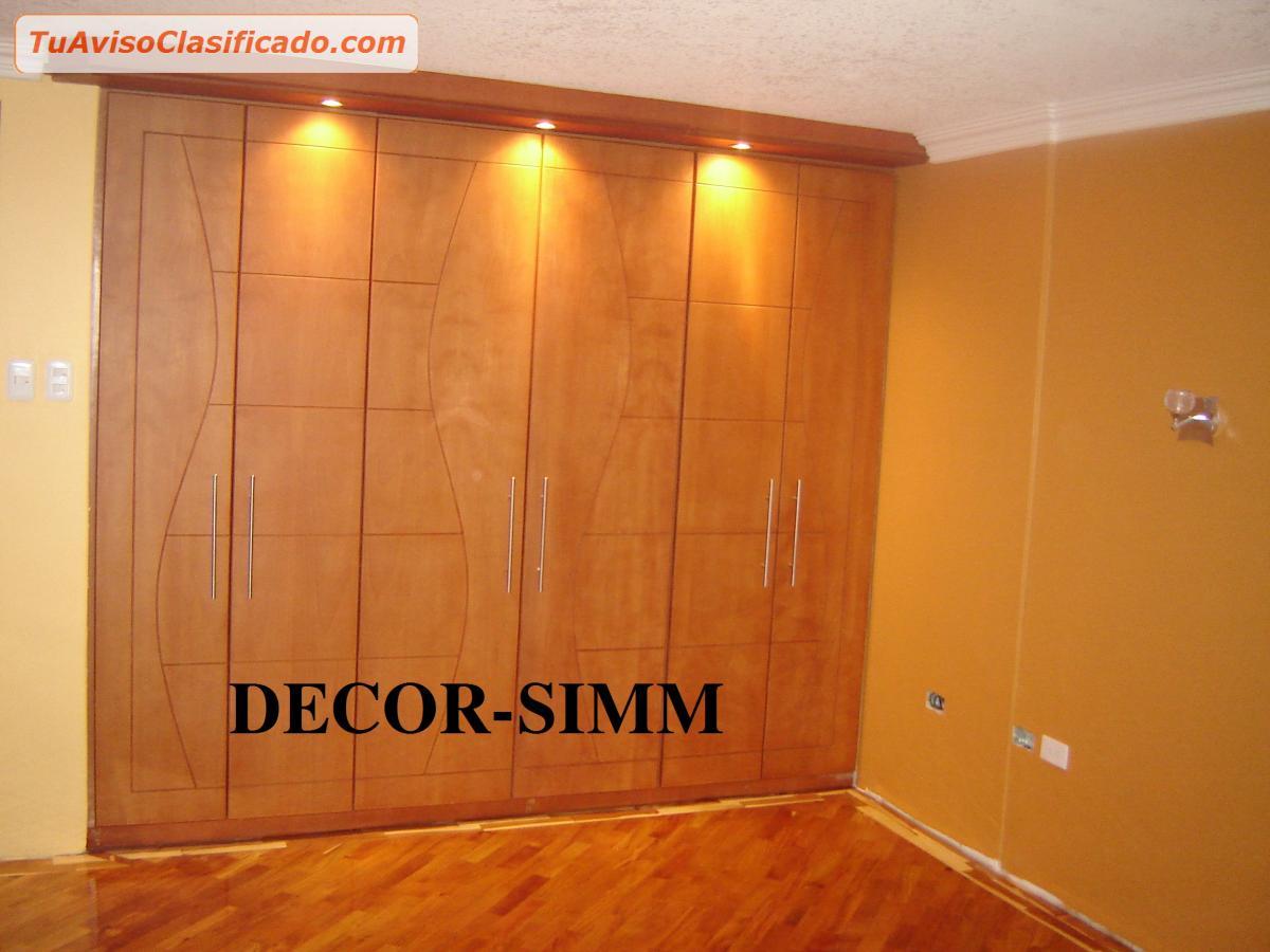 Muebles actuales para cocina closets mobiliario y for Disenador de cocinas gratis