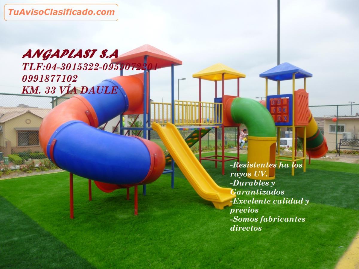 Fabricantes de juegos infantiles toboganes resbaladeras for Columpios infantiles