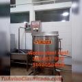 Pasteurizador de lacteos