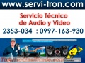 REPARACION DE SERVICIO TECNICO DE EQUIPOS DE AUDIO EN QUITO