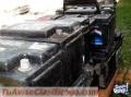 Chatarrización, reciclaje y desguaces de maquinarias, vehículos, equipos industriales