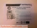 Sistema De Salud Y Purificacion De Agua En Osmosis Inversa - 6 Etapas. 8 años de Garantia