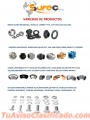 Válvulas, tubería, bridas y accesorios para la Industria