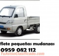 FLETE PEQUEÑAS MUDANZAS 0959082112
