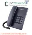 Teléfono Panasonic KX-TS500 Semi Nuevo CC Tecnología