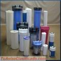 Filtros purificadores y plantas de tratamiento de agua