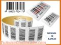 Label Print Impresión de Etiquetas Adhesivas diferentes medidas