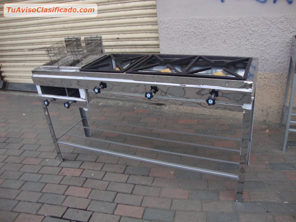 Construimos cocinas industriales hornos freidoras for Ver cocinas industriales