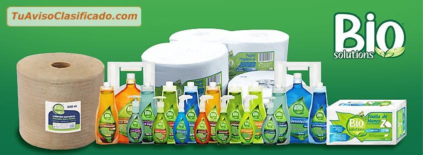 Productos biodegradables y ecol gicos para limpieza for Productos oficina