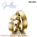 Alianzas Matrimoniales en Oro de 750 milésimas (18 kilates ley)
