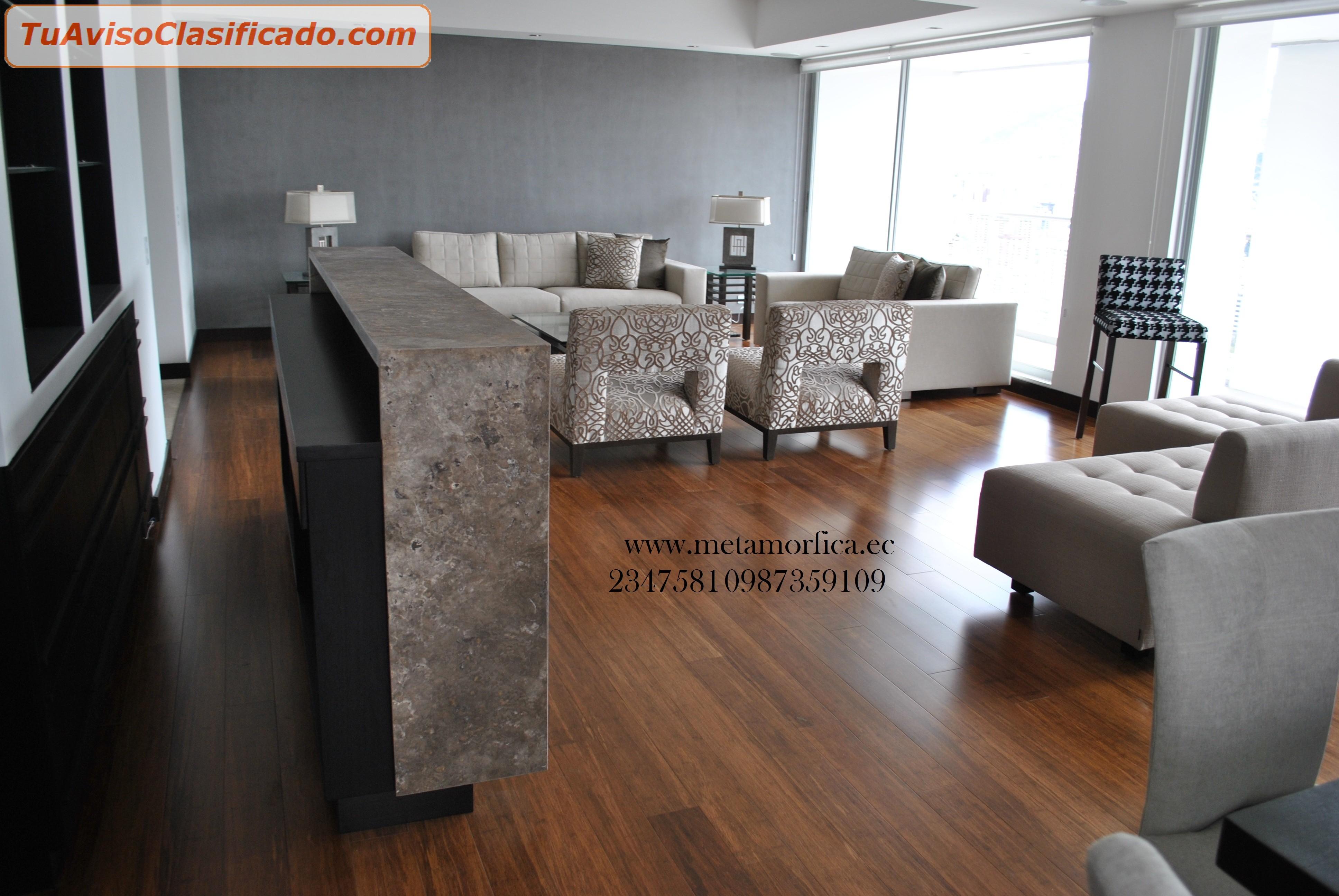 Marmoles maderas y granitos mobiliario y equipamiento for Piedras granitos y marmoles