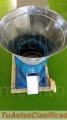 Maquina Meelko para pellets con madera 230 mm electrica 120-200 kg/h - MKFD230C