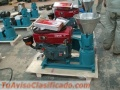 Peletizadora Meelko 120 mm Diesel 8 hp Mixta