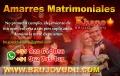 AMARRES ETERNO, CON AMULETO Y MATRIMONIALES