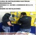 CURSO DE INSTALACIONES ELECTRICAS $70 UN MES DISEÑO DE CIRCUITOS 0959082112