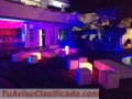 Alquiler de salas lounge para eventos