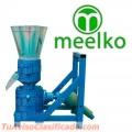 Fabricadoras de Pellets a Diesel MKFD120A