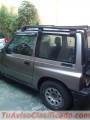 Vendo jeep vitara standar año 1991 full equipo A/C 4x4 matricula y soat al dia a mi nombre