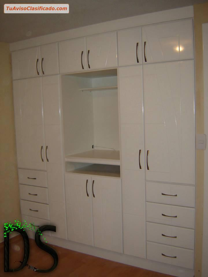 Muebles modulares closet 20170821025938 for Closets y muebles