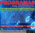 INSTALACION DE PROGRAMAS PARA COMPUTADORA PARA MAC