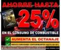 AHORRE HASTA UN 25 PORCIENTO EN COMBUSTIBLE CON EFTABS EFTABS FGV